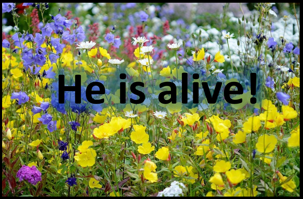 He is Alive! (2)